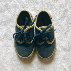 Chambray Shoes Toddler 6 Old Navy